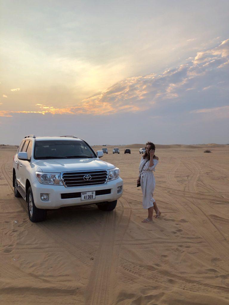 Esktremalne atrakcje Dubaju