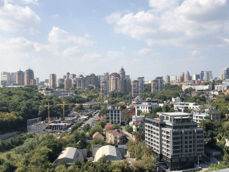 Co robić w Kijowie? Panorama Kijowa