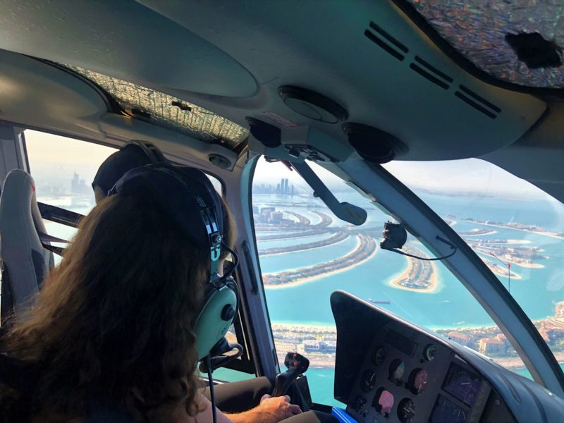 Top 5 atrakcji Dubaju - Palm Jumeirah