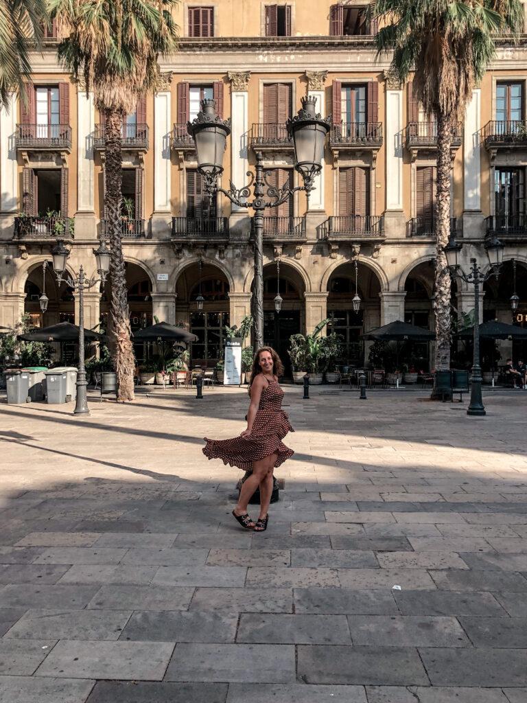 Długi weekend w Barcelonie