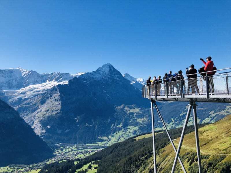 Weekend w Szwajcarii
